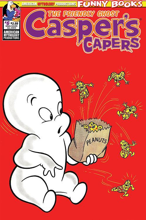 Casper's Capers #6 Main Cvr