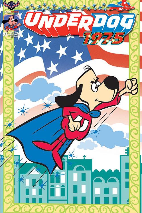 Underdog 1975 Retro Animation Retailer Incv Cvr