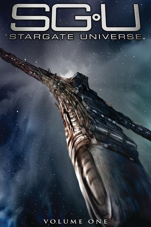 Stargate Universe Vol 1 Trade Paperback Graphic Novel