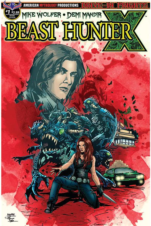Beast Hunter X #1 Main Cvr