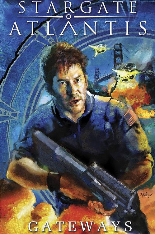 Stargate Atlantis Vol 1 Trade Paperback Graphic Novel