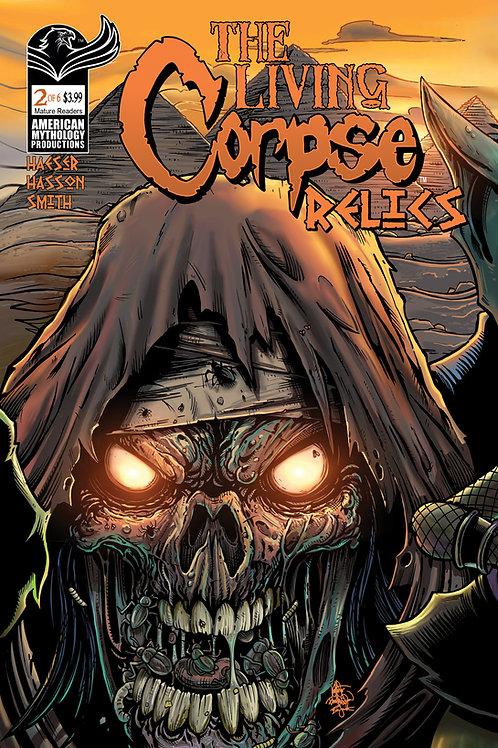 Living Corpse Relics Encore Ed #2