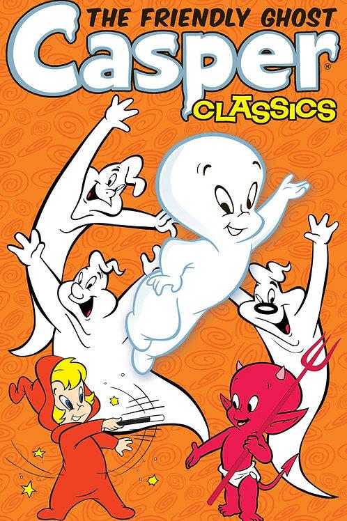Casper The Friendly Ghost Classics TPB