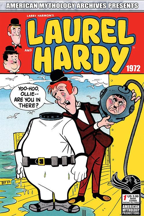 AM Archives Laurel & Hardy 1972 #1Digital Pdf Ed