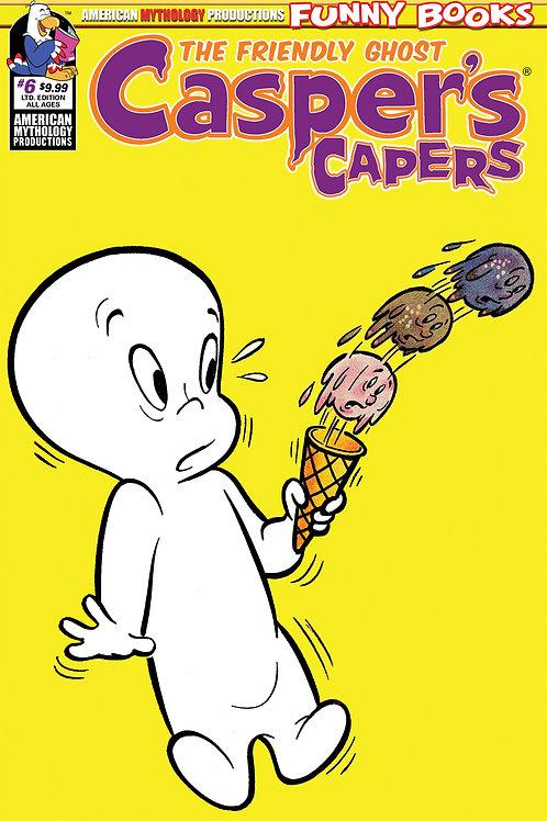 Casper's Capers #6 Ltd Ed 1/350 Cvr