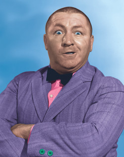 The Three Stooges - Curly Howard