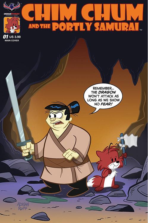 Chim Chum And The Portly Samurai