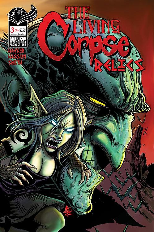 Living Corpse Relics Encore Ed #3