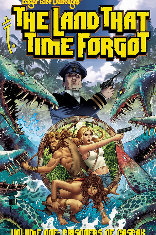 The Land That Time Forgot Vol 1 TPB Graphic Novel