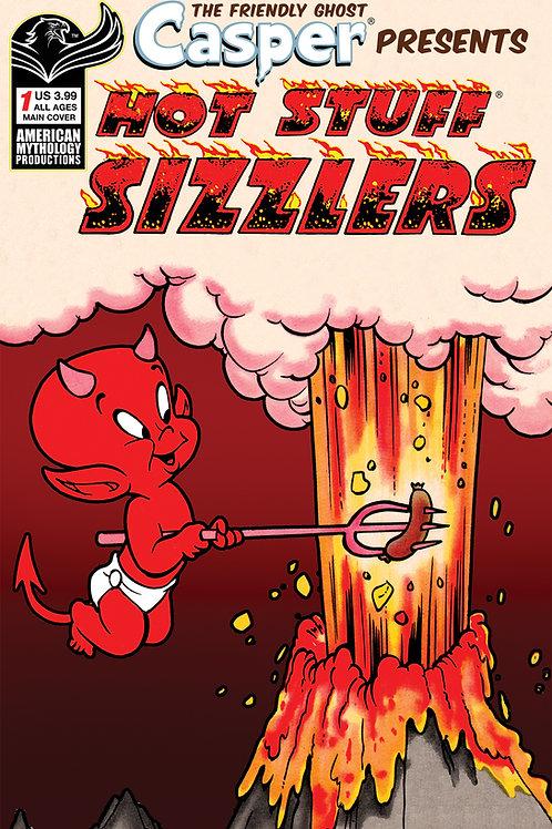 Casper Presents: Hot Stuff Sizzlers #1 Main Cvr