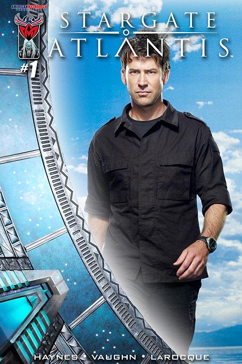 Stargate: Atlantis #1 Kickstarter Pack