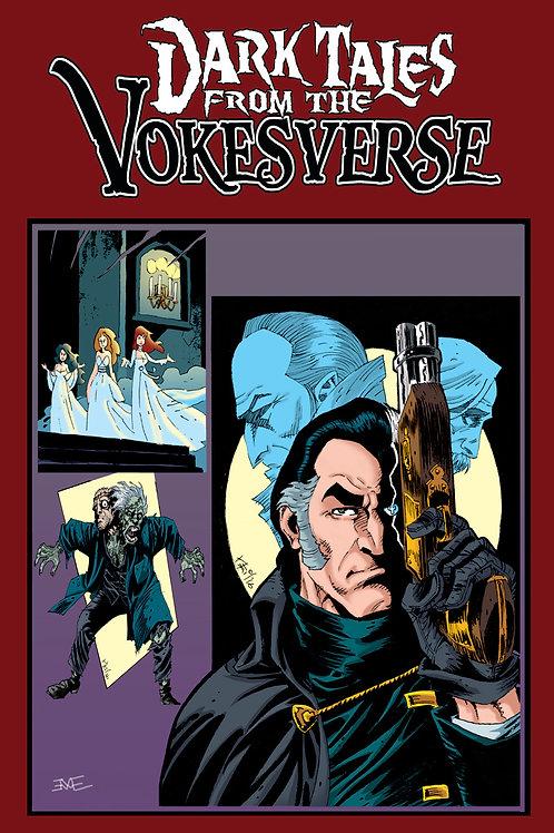 Dark Tales From the Vokesverse #1 Falconer Sub Cvr