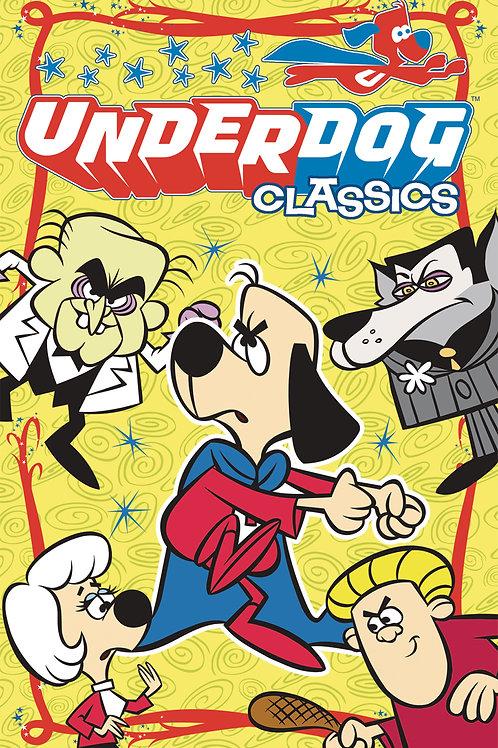 Underdog Classics TPB Graphic Novel