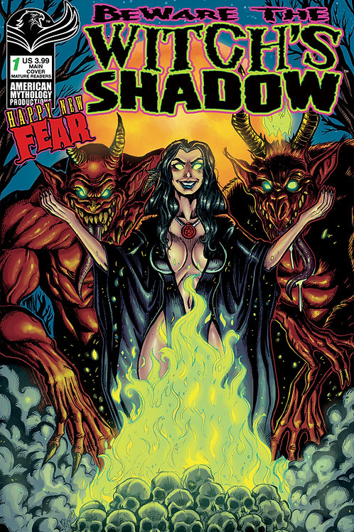 Beware the Witch's Shadow: Happy New Fear #1Digital PDF Edition