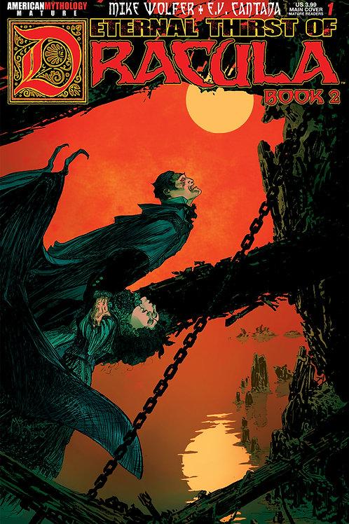 Eternal Thirst of Dracula Book 2 #1Digital PDF Edition