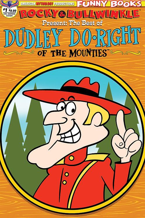 Rocky & Bullwinkle Present: Best of Dudley Do-Right #1 Ltd Ed