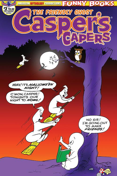 Casper's Capers #3 Ltd Ed 1/350 Cvr