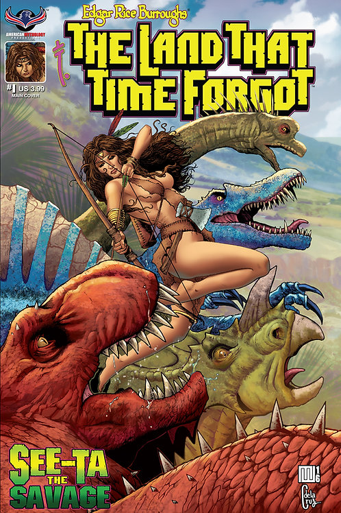 The Land That Time Forgot See-Ta the Savage #1
