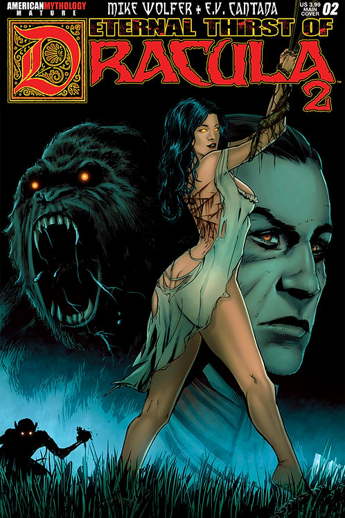Eternal Thirst of Dracula Book 2 #2 Digital PDF Edition