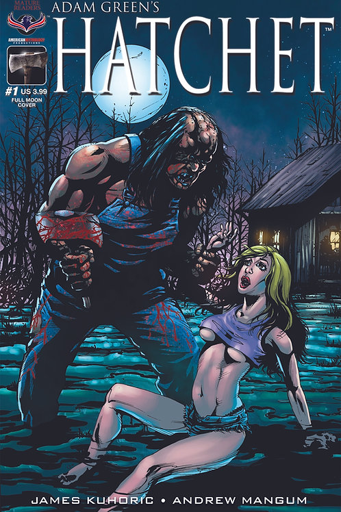 Virtual FCBD Signed LaRocque & Kuhoric - Hatchet #1
