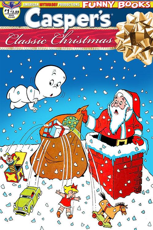 Casper's Classic Christmas #1Main Cvr