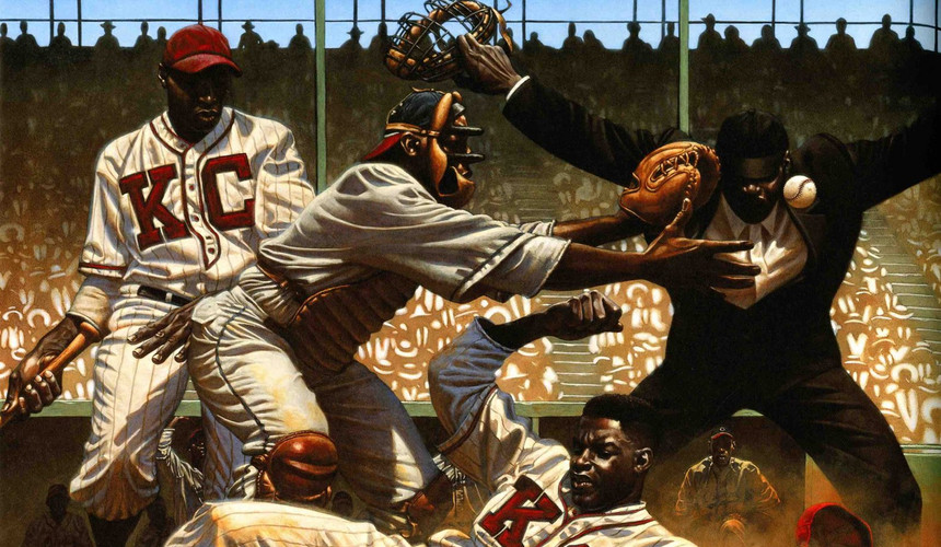 ARTistic work- Negro Leagues