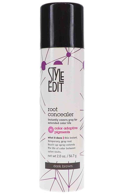 Style Edit Root Concealer Dark Brown 2 oz