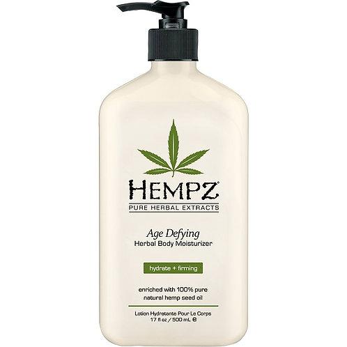 Hempz Age Defying Body Moisturizer 17 oz