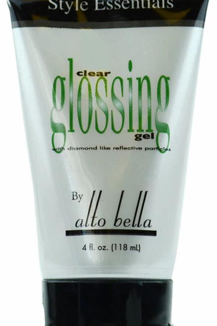 Alto Bella Clear Glossing Gel 4 oz