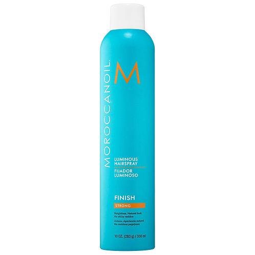 Moroccan Oil Luminous Hairspray Strong 10 oz
