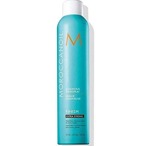 Moroccan Oil Luminous Hairspray Extra Strong 10 oz