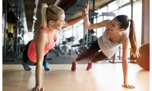 Benefits of Working Out With a Friend