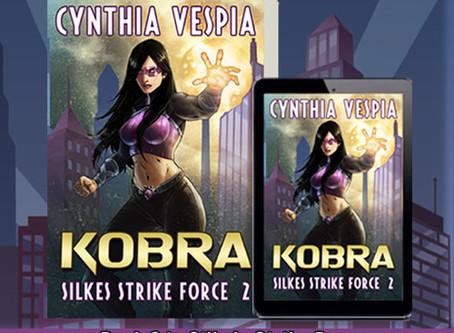 Special Excerpt of Fantasy Novel Kobra