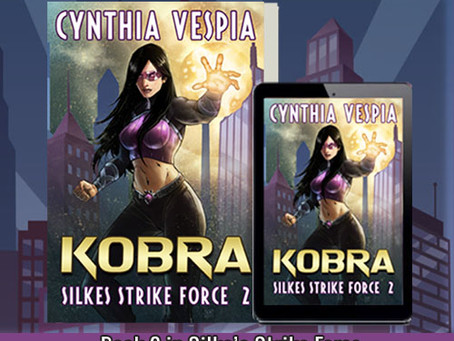 Special Excerpt of Fantasy Novel Kobra
