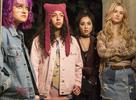 Breaking Character Stereotypes with the Girls of Marvel's Runaways