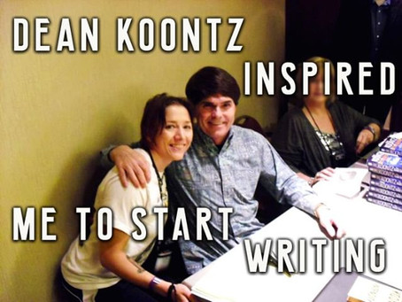 My Writer Convention Experiences