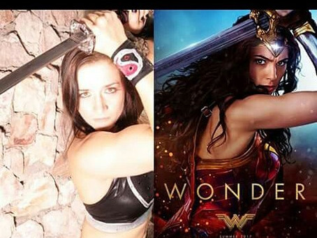 Wonder Woman and Embracing Your Inner Warrior