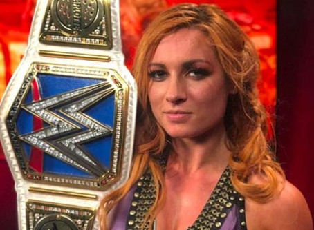 """How to be """"The Man"""" in Your Life: The Inspiring Story of Becky Lynch"""