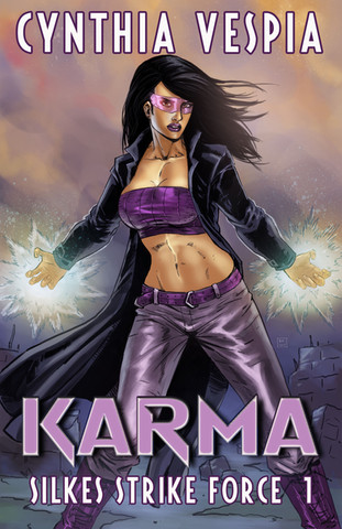 Karma Book Cover