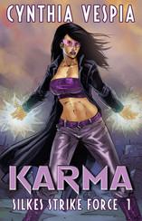 Karma Book Cover