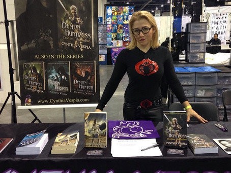 The Importance of Attending Conventions as an Author