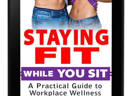 Staying Fit While You Sit