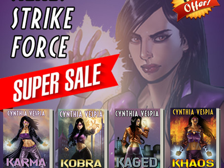 Khaos Book Excerpt and Sale