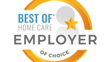 Great Oak Senior Care Receives 2019 Best of Home Care® – Provider and Employer of Choice Awards