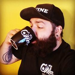 Instagram - #OwlPipes #coffeebreak #coffeemug #NewEnglandBreakfast #Massachusett