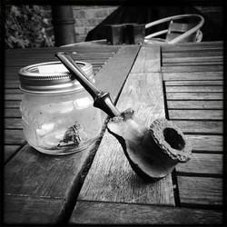 Instagram - #customerpic #HappyCustomer #handmade #briar #bamboo #tobaccopipes #