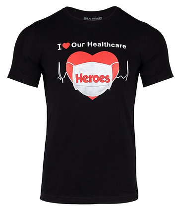 Im A Beast - Healthcare Heroes Unisex Shirt
