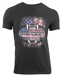Im A Beast - Patriotic Shirt
