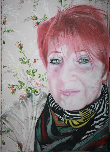 Portret vriendin