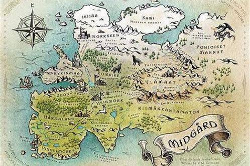 Mapa místico